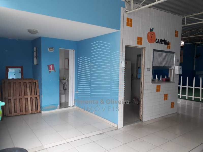 09 - Casa comercial Jacarepaguá. - POCC100001 - 10