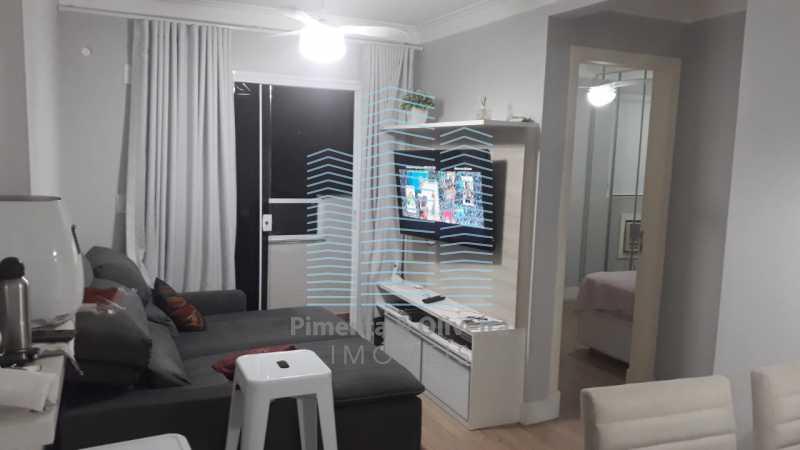 01 - Apartamento Pechincha Jacarepaguá. - POAP20640 - 1