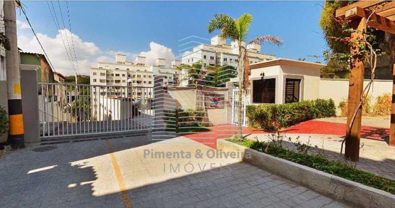 23 - Apartamento Pechincha Jacarepaguá. - POAP20640 - 23