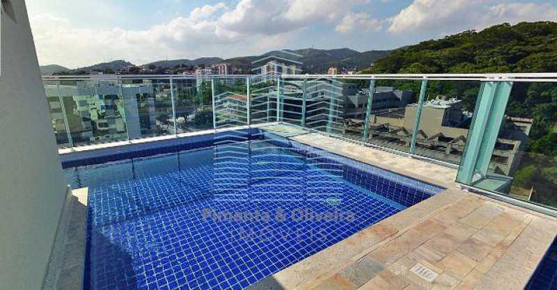 20 - Apartamento Pechincha Jacarepaguá. - POAP20640 - 20