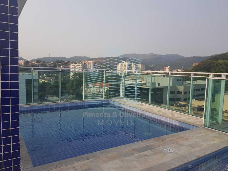 24 - Apartamento Pechincha Jacarepaguá. - POAP20640 - 24