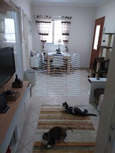 01 - Apartamento Curicica Jacarepaguá. - POAP10044 - 1