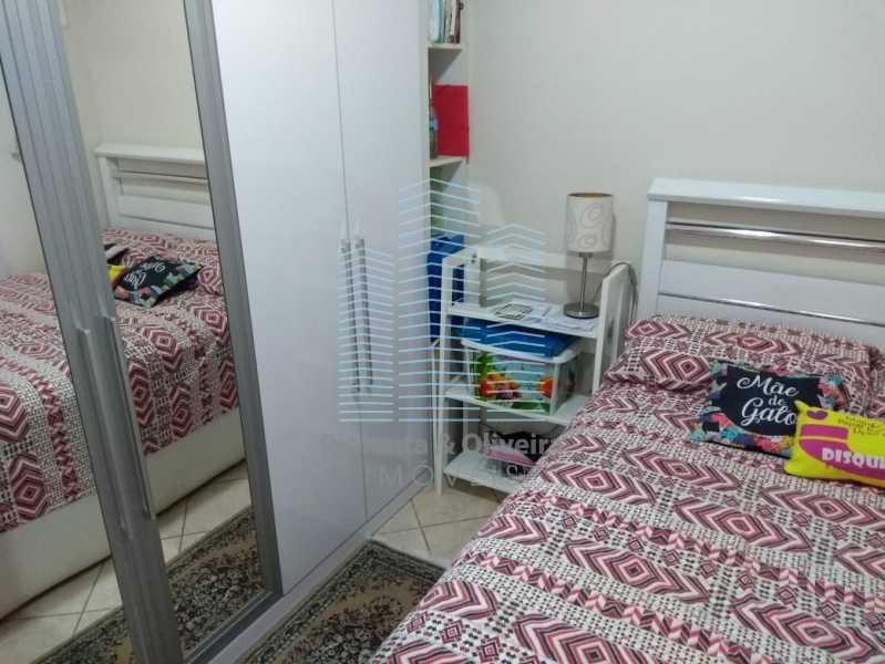 08 - Apartamento Curicica Jacarepaguá. - POAP10044 - 9