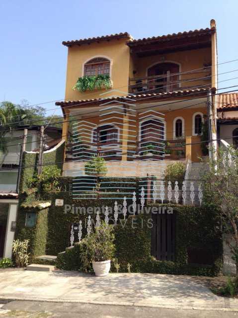 01 - casa em condomínio 4 quartos. Freguesia-Jacarepaguá. - POCN40092 - 1