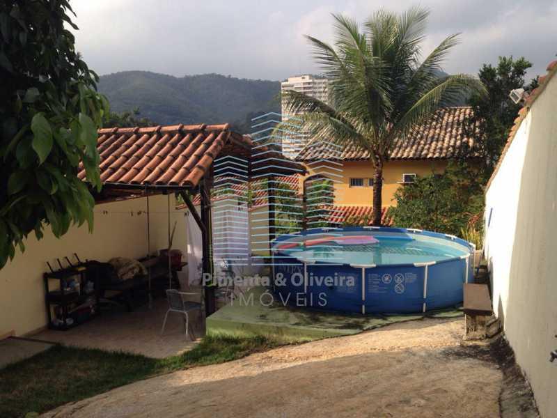 03 - casa em condomínio 4 quartos. Freguesia-Jacarepaguá. - POCN40092 - 17