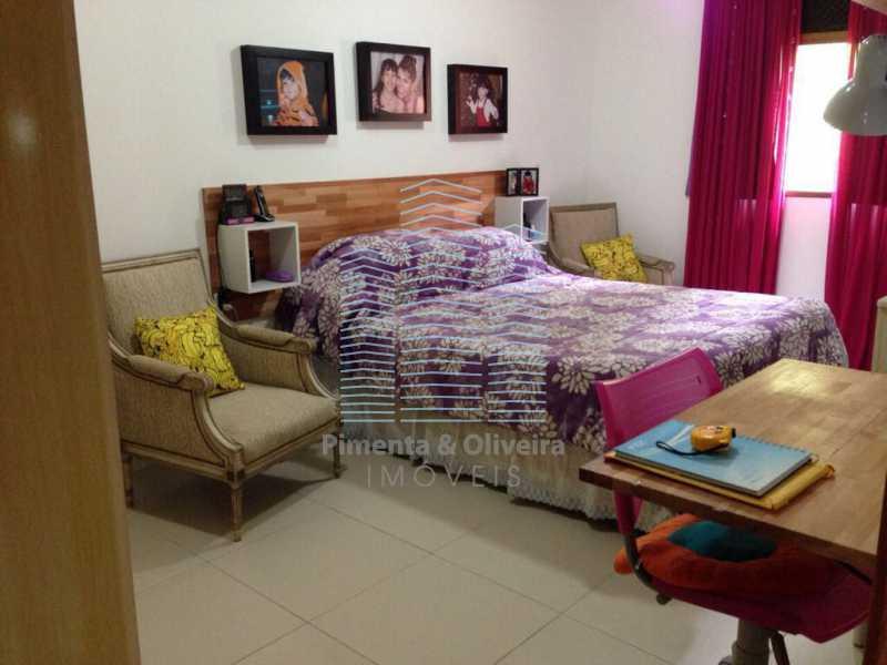 06 - casa em condomínio 4 quartos. Freguesia-Jacarepaguá. - POCN40092 - 5