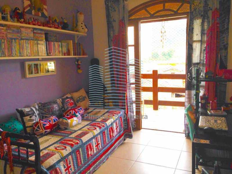 10 - casa em condomínio 4 quartos. Freguesia-Jacarepaguá. - POCN40092 - 7