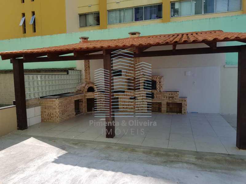 17 - Apartamento Taquara Jacarepaguá - POAP20669 - 19