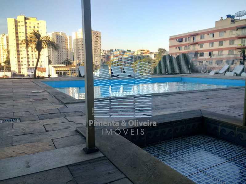 19 - Apartamento Taquara Jacarepaguá - POAP20669 - 21