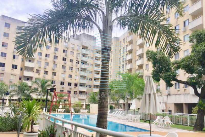 Apartamento-Taquara-Facile-2-q - Apartamento Taquara Jacarepaguá. - POAP20673 - 19