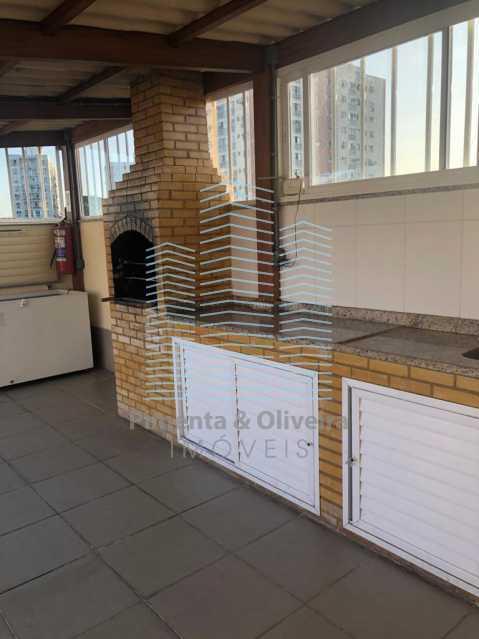 15 - Apartamento Pechincha Jacarepaguá. - POAP20678 - 16