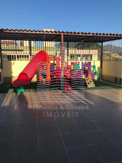 20 - Apartamento Pechincha Jacarepaguá. - POAP20678 - 21