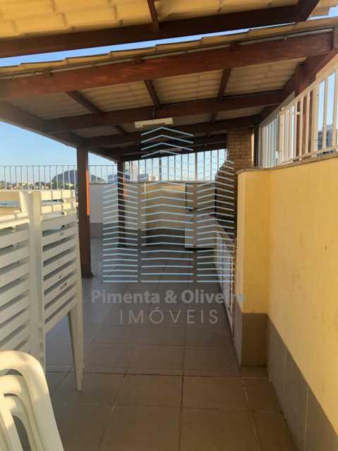 23 - Apartamento Pechincha Jacarepaguá. - POAP20678 - 24