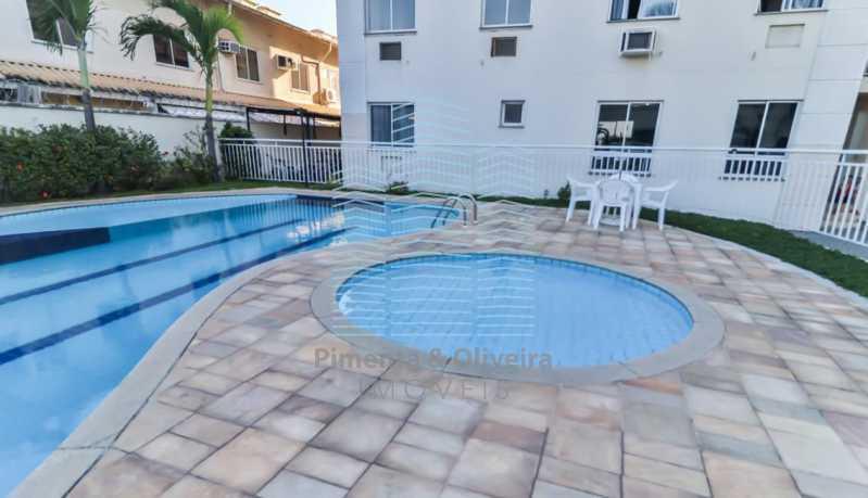 28 - Apartamento. Taquara Jacarepaguá. - POAP20712 - 29