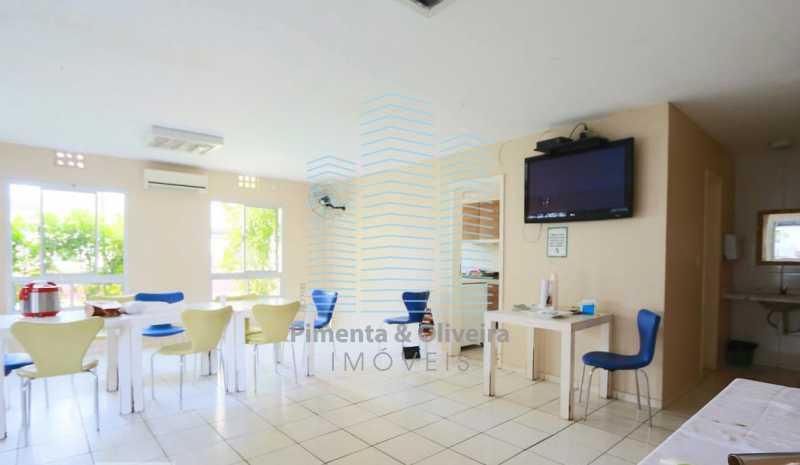 25 - Apartamento. Taquara Jacarepaguá. - POAP20712 - 27