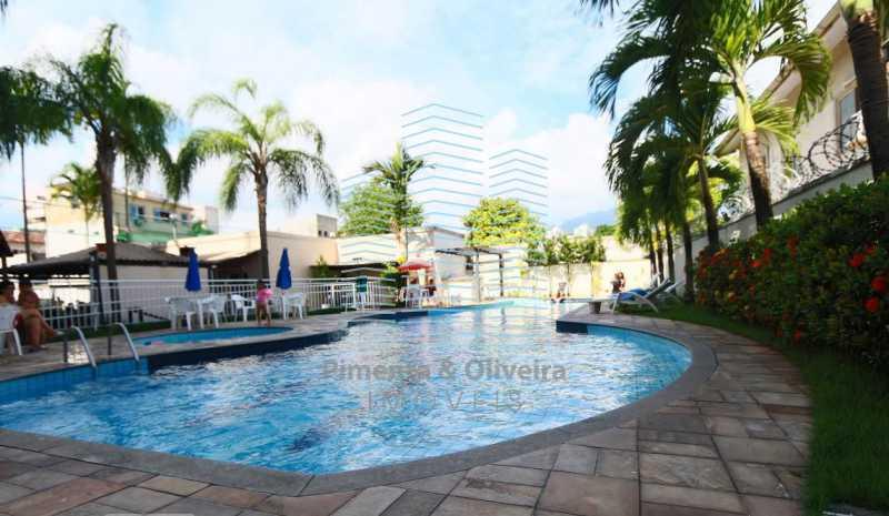 26 - Apartamento. Taquara Jacarepaguá. - POAP20712 - 1