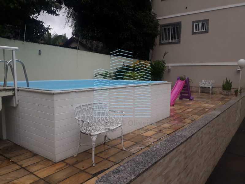 19 - Casa. Taquara Jacarepaguá. - POCN30156 - 20