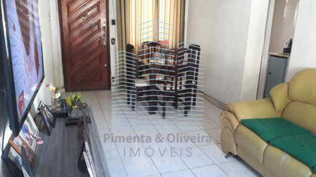 02 - Apartamento. Taquara Jacarepaguá. - POAP20719 - 3
