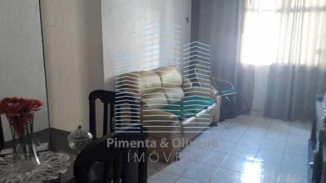 01 - Apartamento. Taquara Jacarepaguá. - POAP20719 - 1