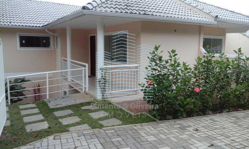 04 - Casa. Pechincha Jacarepaguá. - POCN30157 - 5