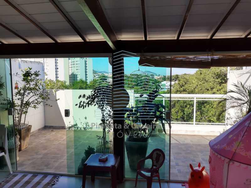 20 - Casa. Tanque Jacarepaguá. - POCN30160 - 21