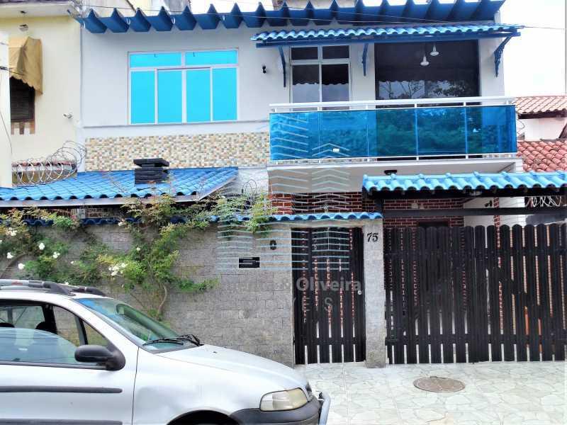 13 - Casa. Anil Jacarepaguá. - POCN50030 - 14