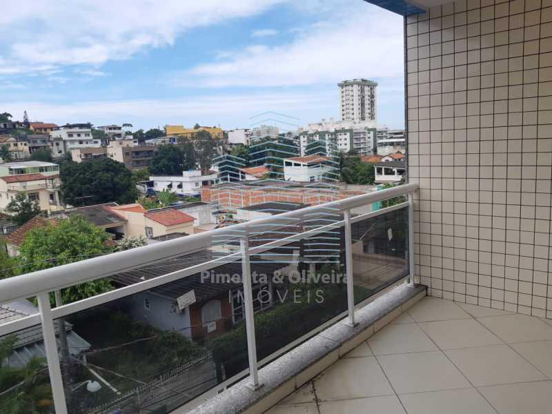 03 - Apartamento à venda Rua Comendador Siqueira,Pechincha, Rio de Janeiro - R$ 490.000 - POAP20750 - 4