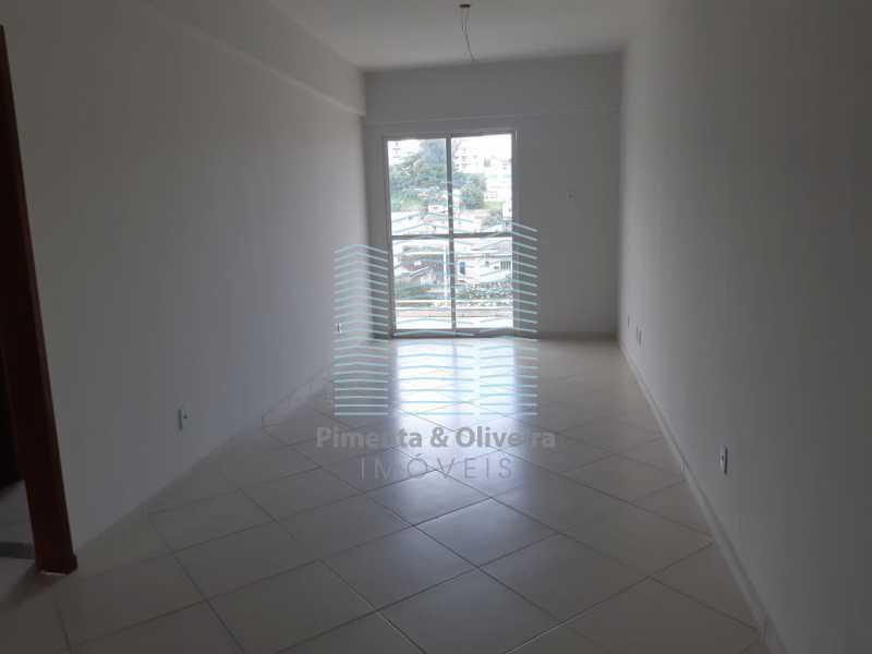 01 - Apartamento à venda Rua Comendador Siqueira,Pechincha, Rio de Janeiro - R$ 490.000 - POAP20750 - 1