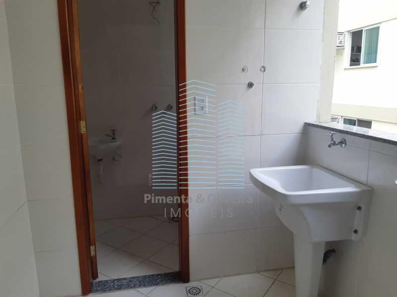 10 - Apartamento à venda Rua Comendador Siqueira,Pechincha, Rio de Janeiro - R$ 490.000 - POAP20750 - 11