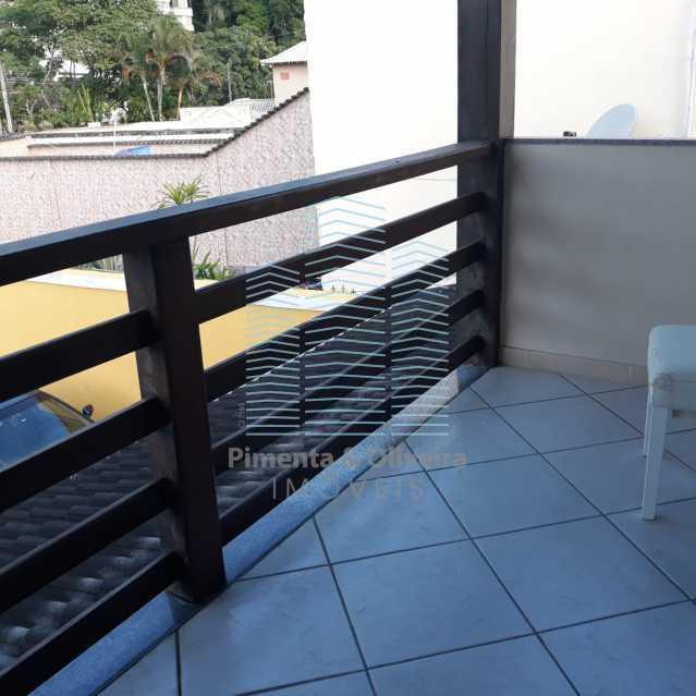 16 - Casa. Anil Jacarepaguá. - POCN30166 - 17