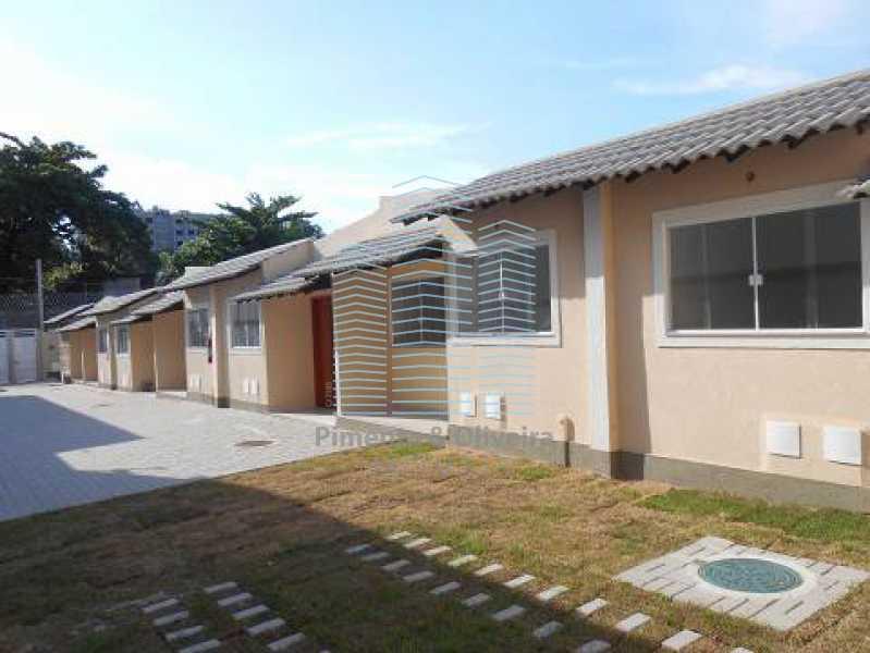 01 - Casa linear. Taquara Jacarepaguá. - POCN20040 - 3