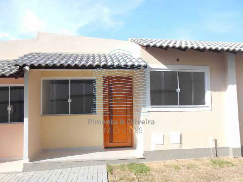 02 - Casa linear. Taquara Jacarepaguá. - POCN20040 - 1