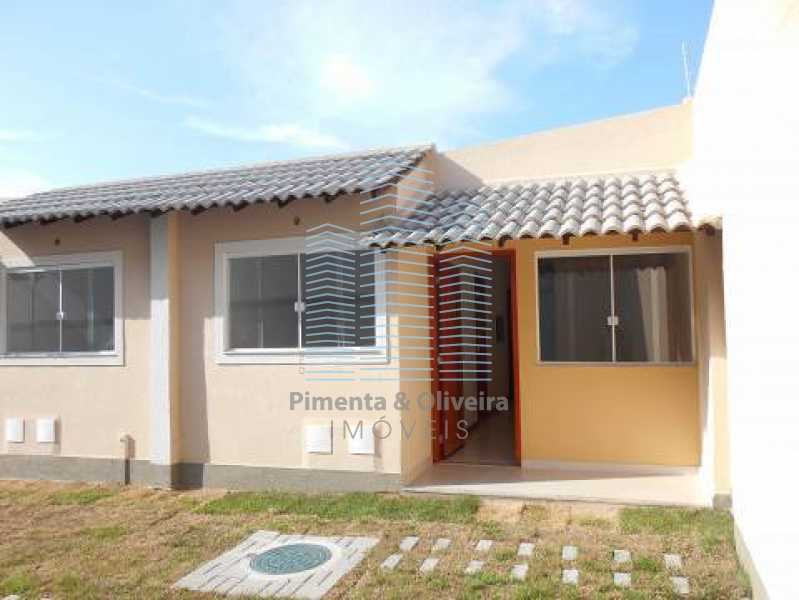 03 - Casa linear. Taquara Jacarepaguá. - POCN20040 - 4