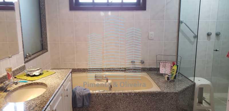 23 - Casa em Condomínio 5 quartos à venda Anil, Rio de Janeiro - R$ 2.100.000 - POCN50032 - 19