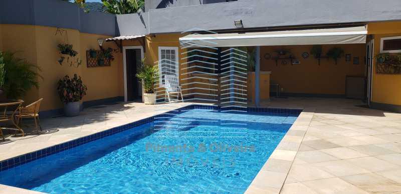29 - Casa em Condomínio 5 quartos à venda Anil, Rio de Janeiro - R$ 2.100.000 - POCN50032 - 24