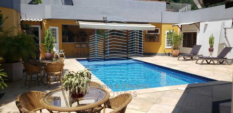 31 - Casa em Condomínio 5 quartos à venda Anil, Rio de Janeiro - R$ 2.100.000 - POCN50032 - 26