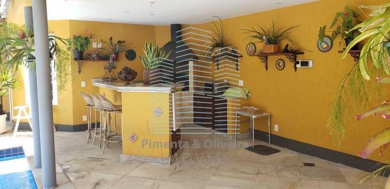 32 - Casa em Condomínio 5 quartos à venda Anil, Rio de Janeiro - R$ 2.100.000 - POCN50032 - 27