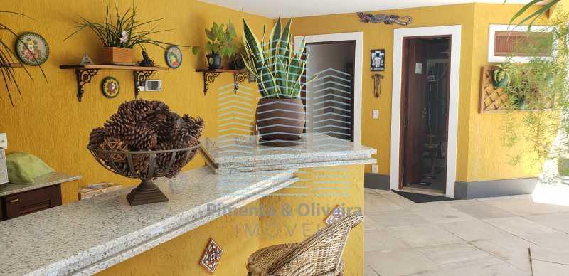 33 - Casa em Condomínio 5 quartos à venda Anil, Rio de Janeiro - R$ 2.100.000 - POCN50032 - 28