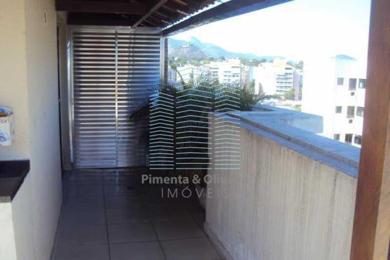 12 - Cobertura. Taquara Jacarepaguá. - POCO20024 - 13