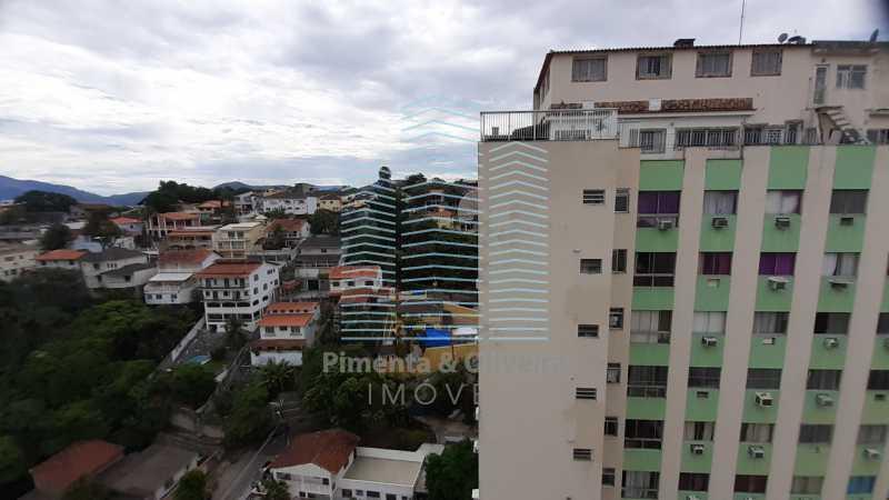 22 - Apartamento. Pechincha Jacarepaguá. - POAP20774 - 23