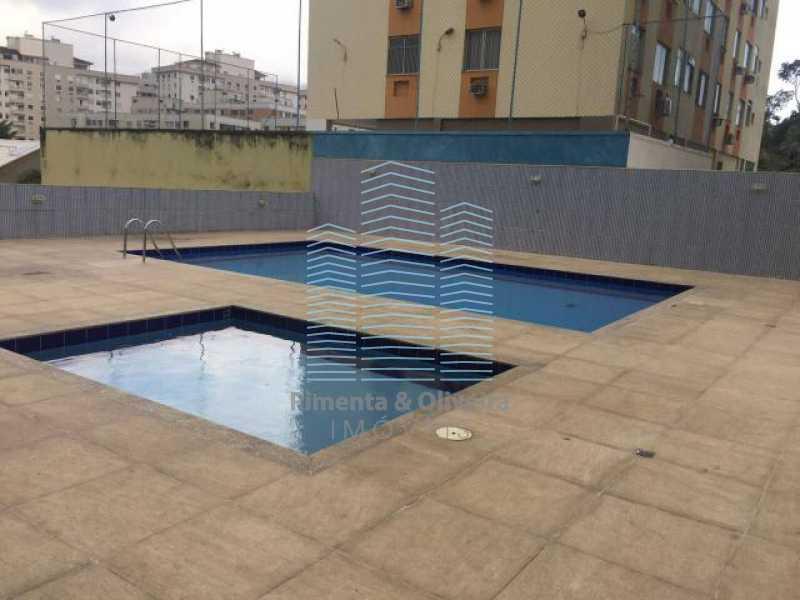 23 - Apartamento. Pechincha Jacarepaguá. - POAP20774 - 24