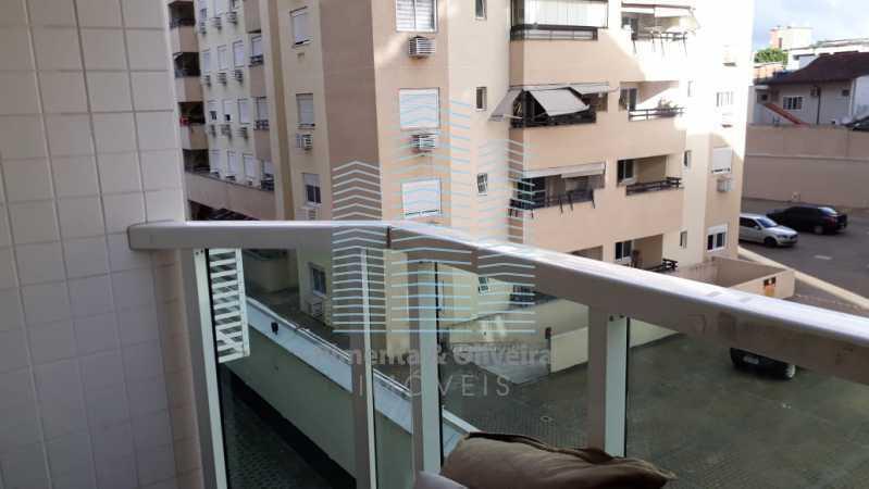 06 - Apartamento. Taquara Jacarepaguá. - POAP20781 - 5