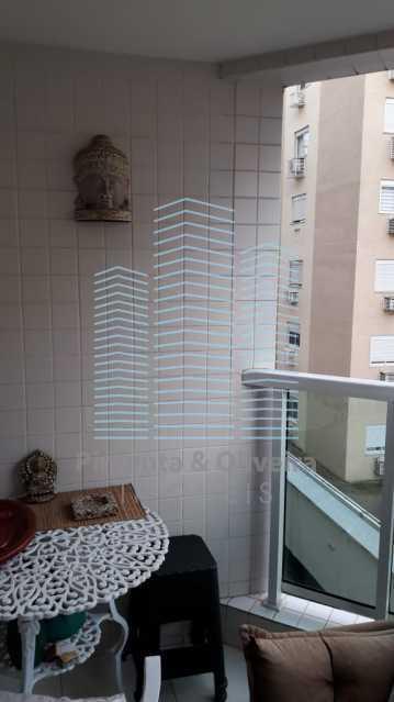 05 - Apartamento. Taquara Jacarepaguá. - POAP20781 - 3
