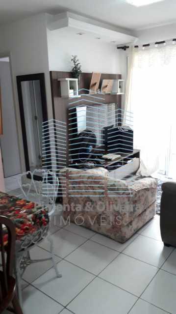 01 - Apartamento. Taquara Jacarepaguá. - POAP20781 - 6