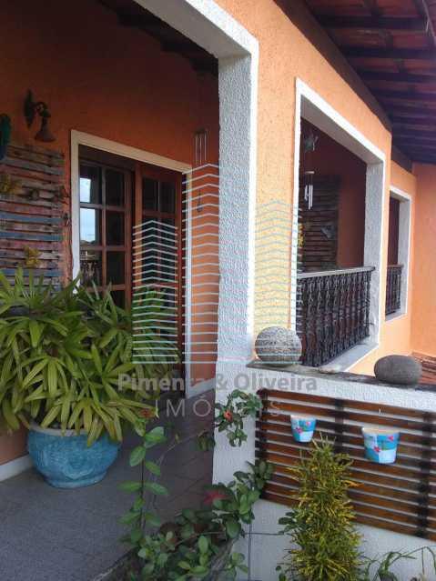 01 - 2 casas + um Loft. Taquara Jacarepaguá. - POCN40118 - 1