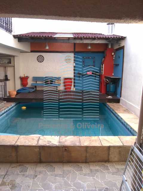 04 - 2 casas + um Loft. Taquara Jacarepaguá. - POCN40118 - 5