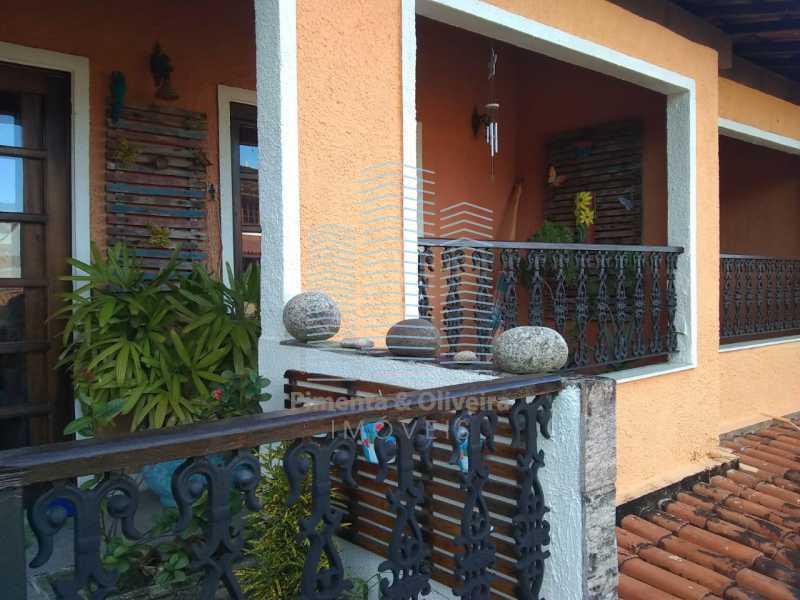 02 - 2 casas + um Loft. Taquara Jacarepaguá. - POCN40118 - 3