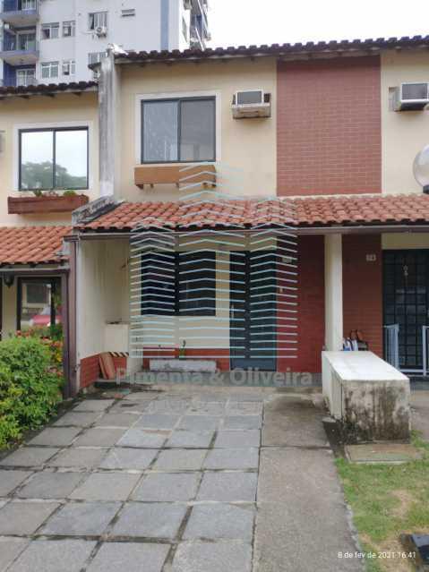 18 - Casa. Pechincha Jacarepaguá. - POCN20043 - 19