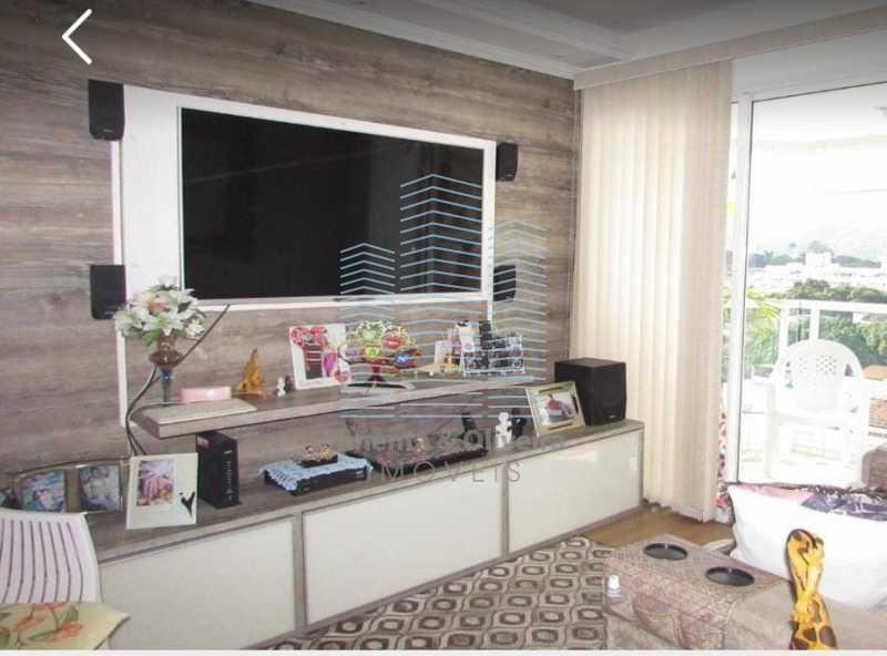 01 - Apartamento. Taquara Jacarepaguá - POAP20792 - 1
