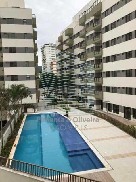 01 - Apartamento 2 quartos à venda Pechincha, Rio de Janeiro - R$ 340.000 - POAP20796 - 1
